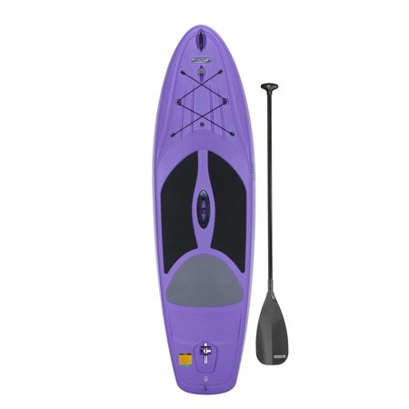 lifetime aurora 100 stand up paddleboard paddle included 90763