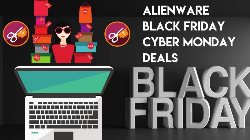 Alienware 17 R5 Laptop Black Friday Deals 2019