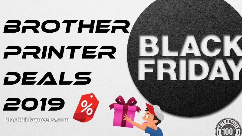 Brother DCP-L2550DW Printer Black Friday Deals 2020