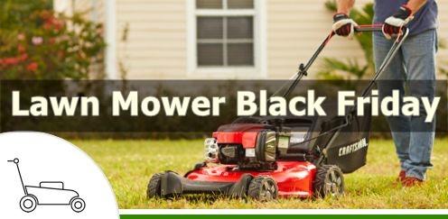 50 Best Lawn Mower Black Friday Deals Sales 2020