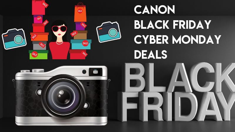Canon 6D Mark II Camera Black Friday Deals 2020