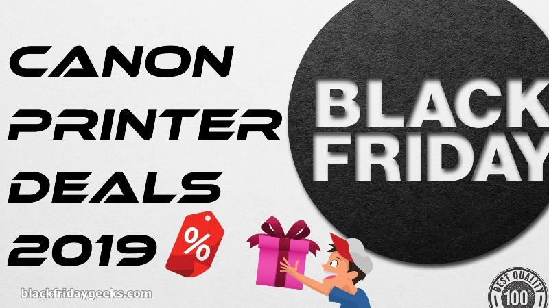 Canon imageCLASS MF232w Printer Black Friday Deals 2020