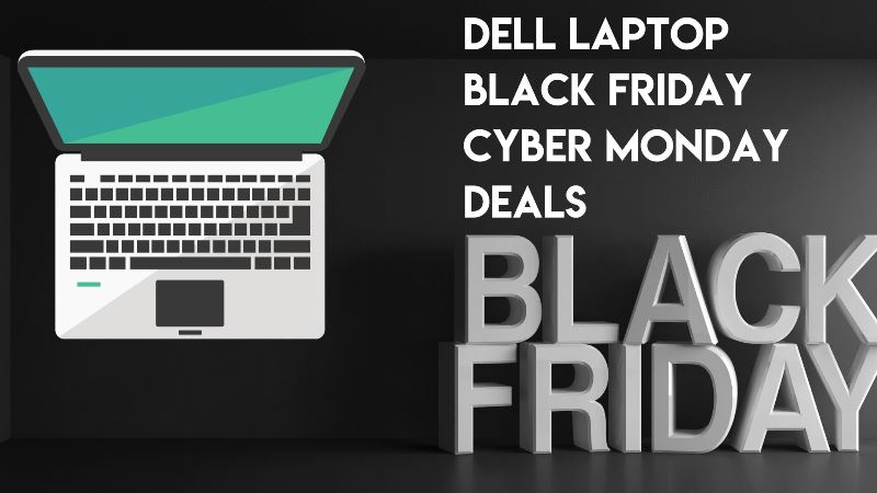 Dell Inspiron G3 3579 Laptop Black Friday and Cyber Monday Deals 2019