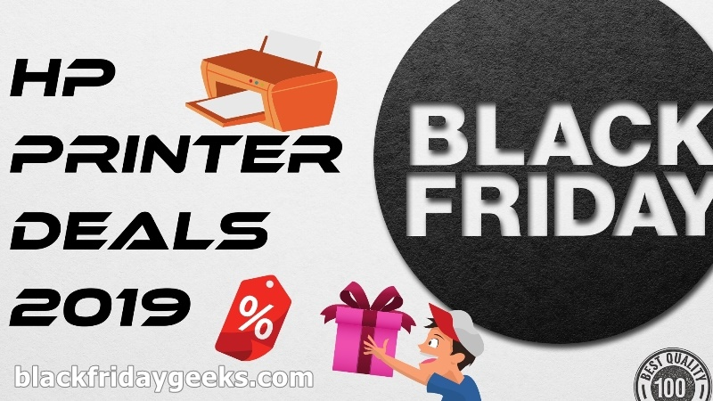 HP OfficeJet 5252 Printer Black Friday Deals 2020