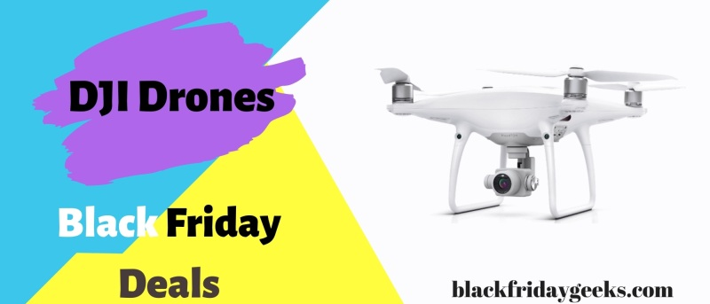 20 Best Dji Drones Black Friday 2020 And Cyber Monday Deals Up To 60 Off