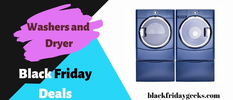 Washers And Dryers Black Friday 2020 Deals Top 20 Save 50