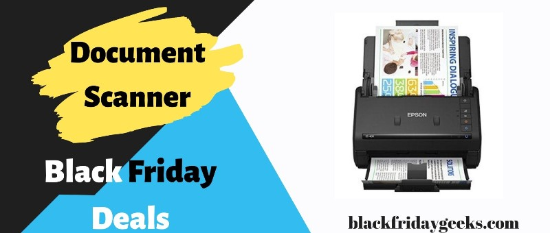 20 Best Document Scanner Black Friday 2020 And Cyber Monday Deals