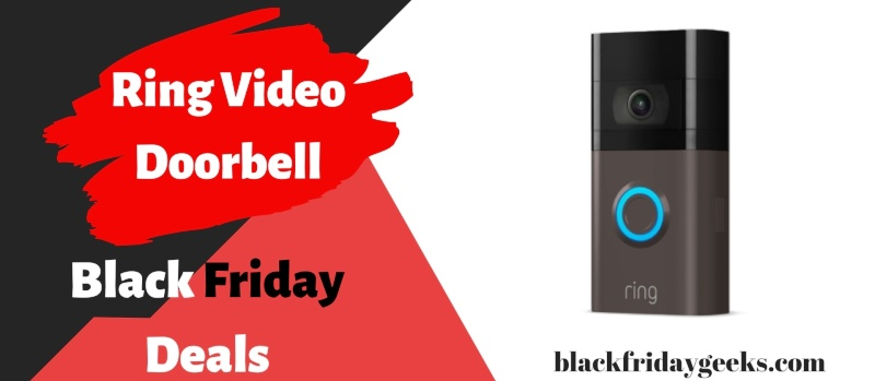 20 Best Ring Video Doorbell Black Friday 2020 And Cyber Monday Deals