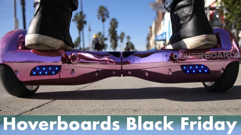 Hoverboards Black Friday
