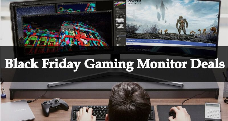 Gaming Monitor Black Friday Deals,Gaming Monitor Cyber Monday,Gaming Monitor Cyber Monday Deals