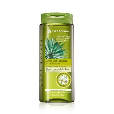 anti pollution detox micellar shampoo