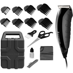 remington indestructible corded electric hair clippers and trimmer hc5850