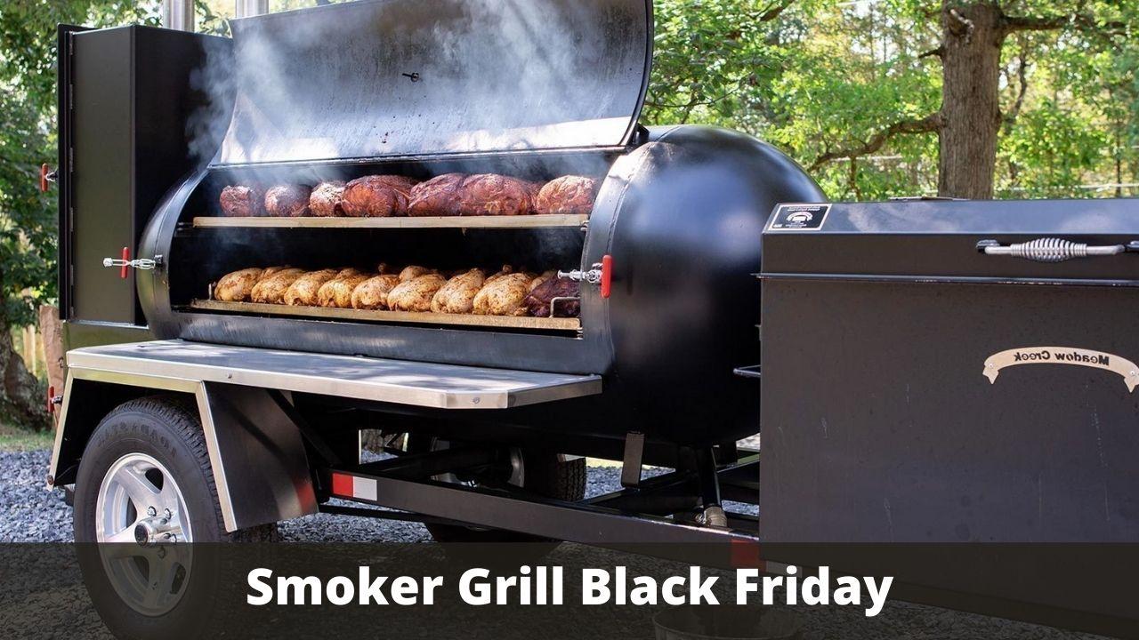 Smoker Grill Black Friday