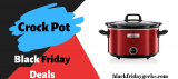 Crock Pot Black Friday 2021 and Cyber Monday Deals (Slow Cooker)