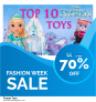 Top 11 Black Friday Frozen Toys Deals Massive Discount 2020