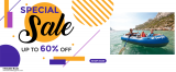 Top 10 Inflatable Boats Black Friday 2020 and Cyber Monday Deals