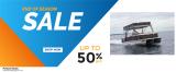 Top 11 Black Friday Pontoon Boats Deals Massive Discount 2021