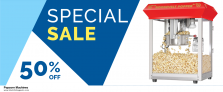 Top 10 Popcorn Machines Black Friday 2020 and Cyber Monday Deals