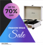 List of 6 record player Black Friday Deals [Extra 50% Discount] 2020